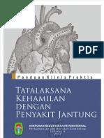 Pedoman Kehamilan Dengan Penyakit Jantung Di Indonesia
