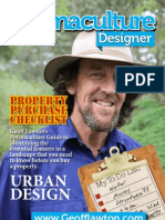 Permaculture Designer April 2013