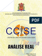 Analise Real