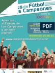 Dossier Campus de Los Campeones 2013 Baja