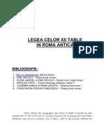 Legea Celor 12 Table