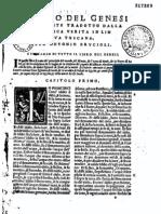 La Bibbia tradotta in lingua toscana da Antonio Brucioli, 1539
