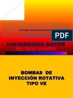 Tema 7 Bomba de Inyeccion Rotativa
