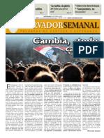 Observador Semanal del 25/04/2013