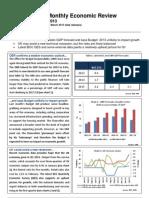 UK Monthly Economic Briefing April 2013
