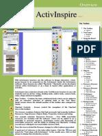 ActivInspire Manual 2009