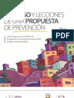 Proceso y Lecciones Propuesta de Prevención (19)