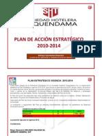 Plan Estrategico Sht 2010-2014