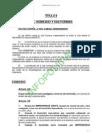 (Formación) El homicidio y sus formas , comentario penal.pdf