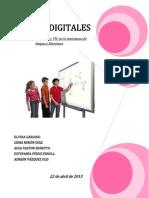 TRABAJO FINAL Pizarras Digitales