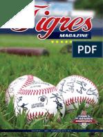 Tigres Magazine 2012 Primera Edicion