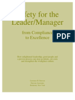 Safety for the Leader & Manager Fr Compliance to Excellence - Dawson Associates