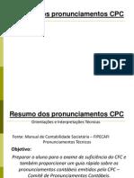 RESUMO CPCs