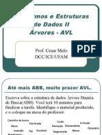 Aed2 07 Arvore Avl
