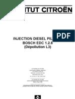Injection Diesel Pilotee Bosch Edc 1-2-8