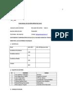 4.- Plan Anual de Accion Operativa 2013
