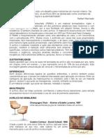 Estudo Materiais no Mobiliário - Acrilico
