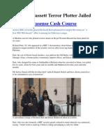 Wootton Basset Terror Plotter Jailed