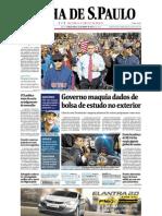 Folha de São Paulo,23 de Abril de 2013