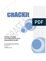 DOSH_Draft Manual - Simple Assessment of Chemical Hazardous to Health (CRACKit)