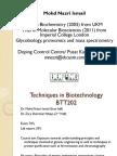 Principles of Genetic Enginering 2012