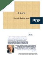 A morte na visão de Rúbens Alves