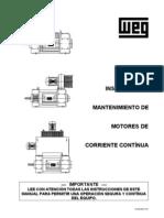 Manual de Instalacion y Mantencion de Motores DC