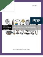 Instrumentación Industrial