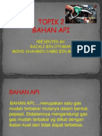 TOPIK 2 Bahan API