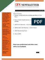 AIEFS NewsletterApril 2013pdf