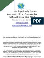 Presentacion Ricardo Soberon