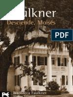 Faulkner, William - Desciende Moises