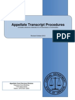 Appellate Transcript