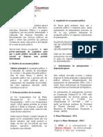 Dnit - ORÇAMENTO PUBLICO