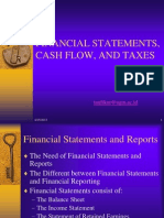 Ch 2 Financial Statements, Cash Flow, And Taxes