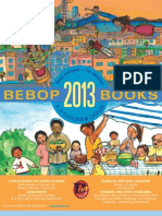 Bebop Books Catalog 2013