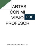 Martes Con Mi Viejo Profesor