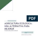 Agricultura Ecologica y Su Importancia