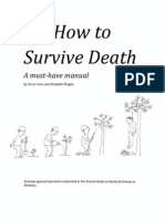 Eneagrama Book How to Survive Death