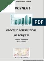 Apostila 1 Processos Est de Pesq CONT Conceitos Fundamentais