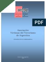 Asociacion Victimas Del Terrorismo - Terrorismo en La Argentina