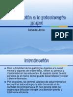 C2 Introducción a la psicoterapia grupal