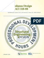 Slender Column Design