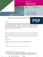 República Centroafricana, nuevo foco de tensión (IEEE)