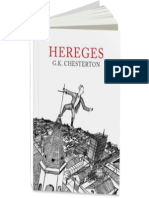 Os Hereges Por Gilbert K. Chesterton