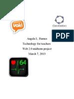 web 2 0 project