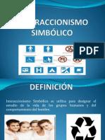 EL INTERACCIONISMO SIMBÓLICO