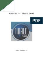 Finale 2003