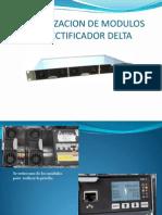 Actualizacion de Modulos Delta