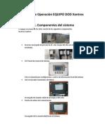 Manual de Operación EQUIPO DOD Xantrex